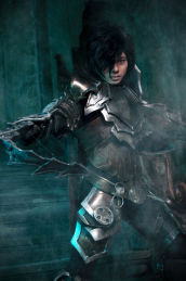 Jason Koh, cosplayer (Neo Tokyo Project)