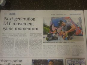Next gen DIY movement