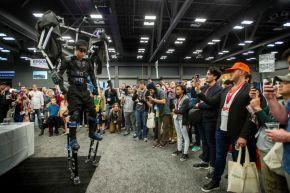 Skeletonics performance at SXSW 2014 (source: mysantonio.com)